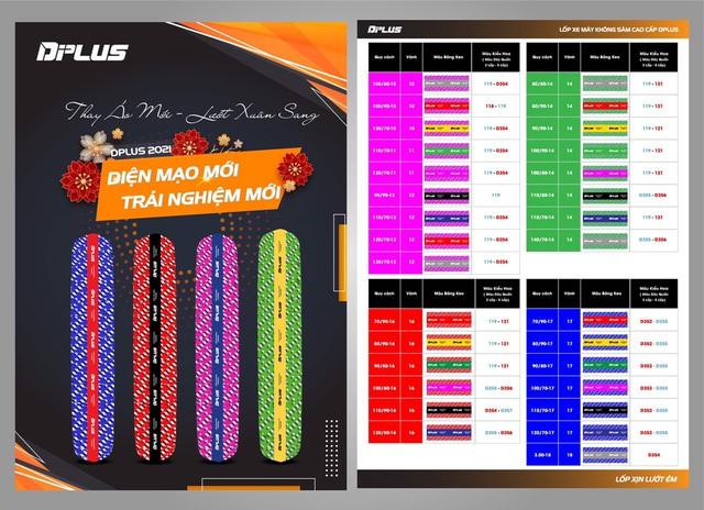 Lốp không săm DPLUS tối ưu trải nghiệm khách hàng trong năm mới Tân Sửu - Ảnh 2.