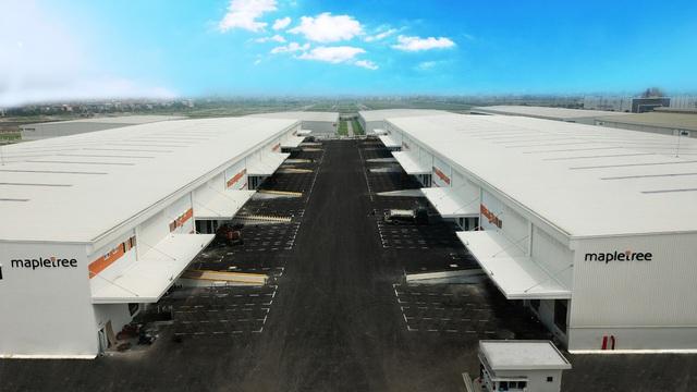 Điểm danh những công trình nhà xưởng kho vận hiện đại - Ảnh 5.