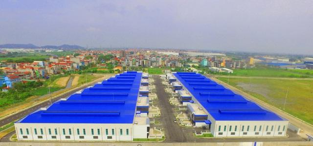 Điểm danh những công trình nhà xưởng kho vận hiện đại - Ảnh 6.