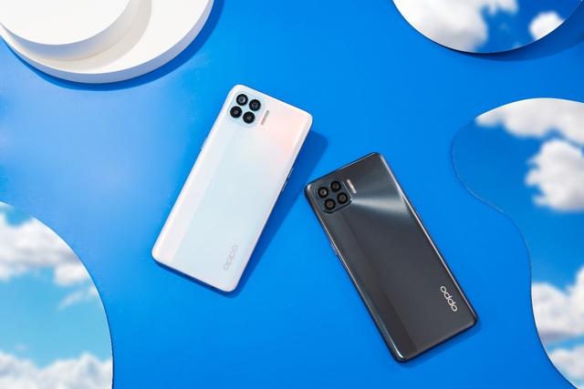 Cơ hội tậu smartphone giá tốt: OPPO A93 vừa cập nhật giá mới siêu hấp dẫn - Ảnh 1.