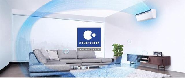 Nanoe™, từ phòng thí nghiệm đến thực tiễn cuộc sống - Ảnh 1.