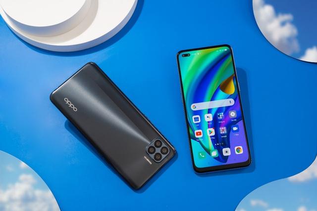 Cơ hội tậu smartphone giá tốt: OPPO A93 vừa cập nhật giá mới siêu hấp dẫn - Ảnh 3.