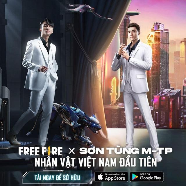 """Sơn Tùng M-TP nói về sự hợp tác với Free Fire: """"Đây là nơi Tùng có thể kết nối với gia đình Sky ở một thế giới vô cùng đặc biệt"""" - Ảnh 4."""