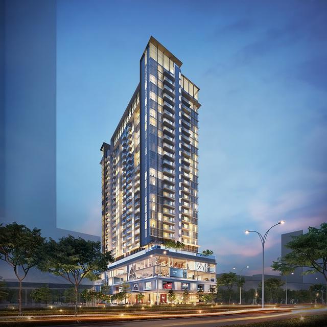 The Crest Residence đạt giải thưởng Căn hộ tốt nhất Châu Á Thái Bình Dương 2020-2021 - Ảnh 1.