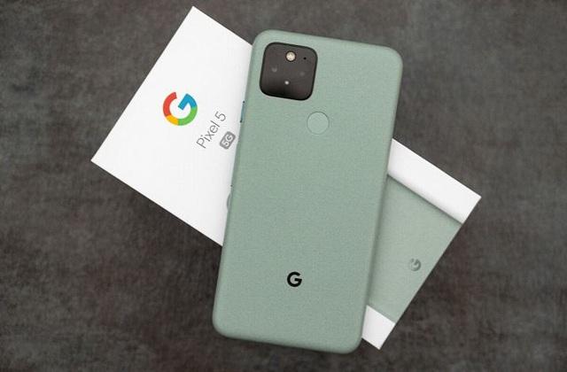 Nhỏ nhưng có võ Google Pixel 5 có camera vượt mặt mọi đối thủ - Ảnh 1.