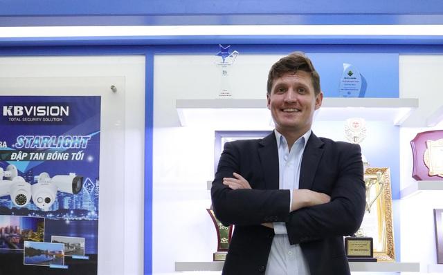 KBVISION, Intel tăng đầu tư vào Việt Nam - Ảnh 1.