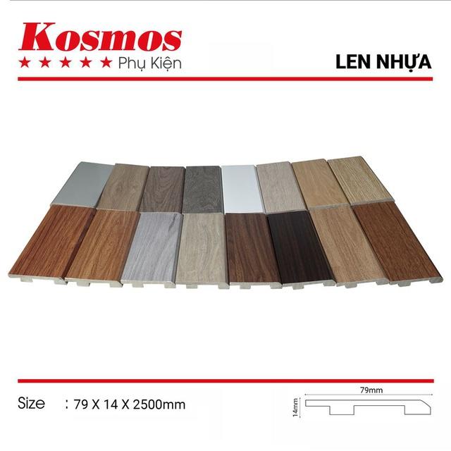 Thay đổi diện mạo mới cho ngôi nhà của bạn với Kosmos - Ảnh 1.
