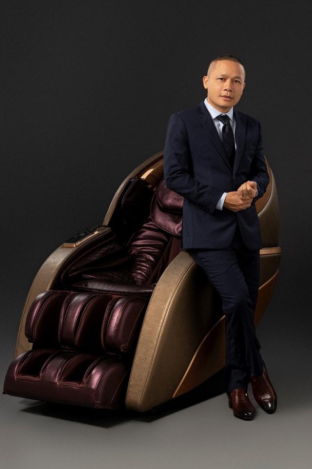 """CEO Kingsport: """"Sống hết mình, làm những điều hạnh phúc cho khách hàng"""" - Ảnh 3."""
