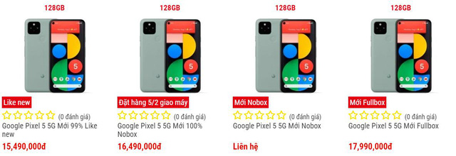 Nhỏ nhưng có võ Google Pixel 5 có camera vượt mặt mọi đối thủ - Ảnh 6.