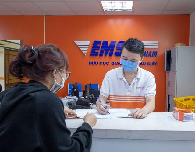 """EMS Việt Nam """"quyết"""" đảm bảo lưu thoát hàng hóa dịp cao điểm cuối năm - Ảnh 2."""