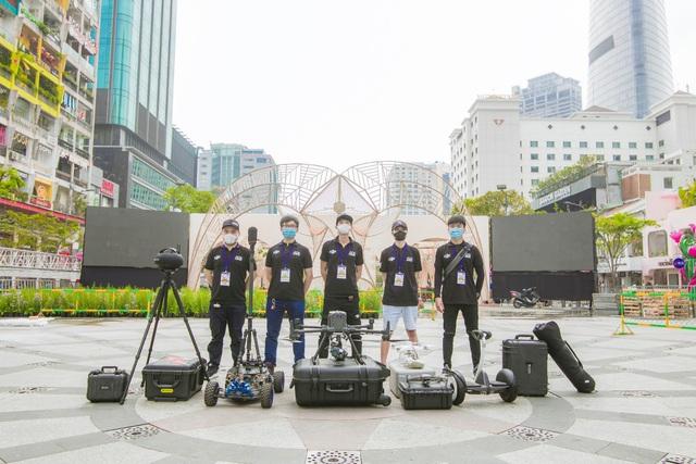 AGS Technology và dự án Số hóa Đường hoa Nguyễn Huệ Tết Tân Sửu 2021 - Ảnh 3.