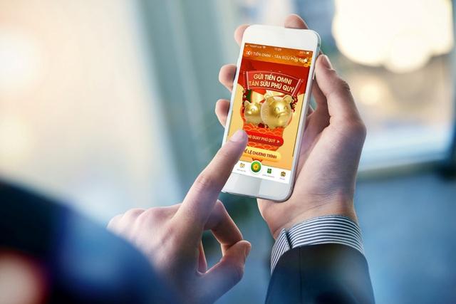 OCB ưu đãi đặc biệt cho khách hàng gửi tiết kiệm online đầu năm - Ảnh 1.