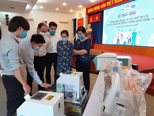 PNJ nỗ lực tìm nguồn vaccine covid để tiêm ngừa miễn phí cho toàn thể nhân viên - Ảnh 2.