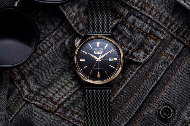 Citizen ra mắt đồng hồ C7 Automatic dịp năm mới cùng fashionista Châu Bùi - Ảnh 4.