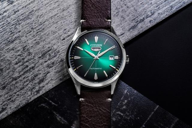 Citizen ra mắt đồng hồ C7 Automatic dịp năm mới cùng fashionista Châu Bùi - Ảnh 5.