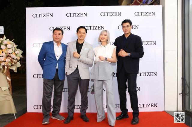 Citizen ra mắt đồng hồ C7 Automatic dịp năm mới cùng fashionista Châu Bùi - Ảnh 6.