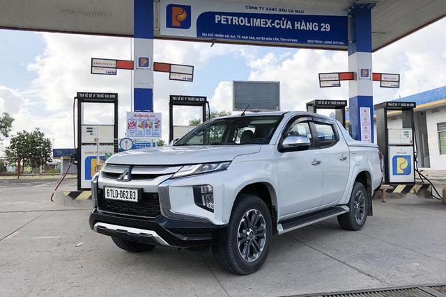 Hơn 3.500 km lên rừng, xuống biển, xuyên Việt cùng Mitsubishi Triton với mức tiêu thụ nhiên liệu đáng nể hơn 7 lít/100 km - Ảnh 17.