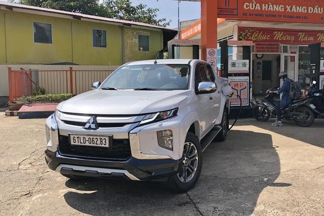 Hơn 3.500 km lên rừng, xuống biển, xuyên Việt cùng Mitsubishi Triton với mức tiêu thụ nhiên liệu đáng nể hơn 7 lít/100 km - Ảnh 8.