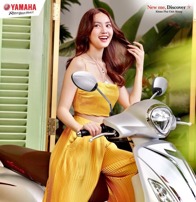 Hành trình khám phá chất riêng của phụ nữ hiện đại cùng Ninh Dương Lan Ngọc và Yamaha Việt Nam - Ảnh 1.