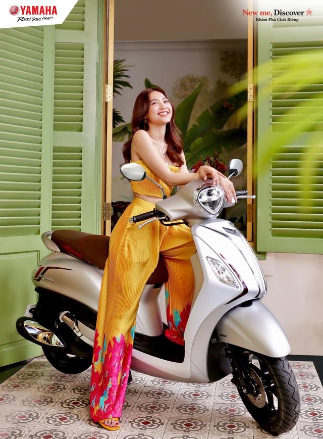 Hành trình khám phá chất riêng của phụ nữ hiện đại cùng Ninh Dương Lan Ngọc và Yamaha Việt Nam - Ảnh 2.