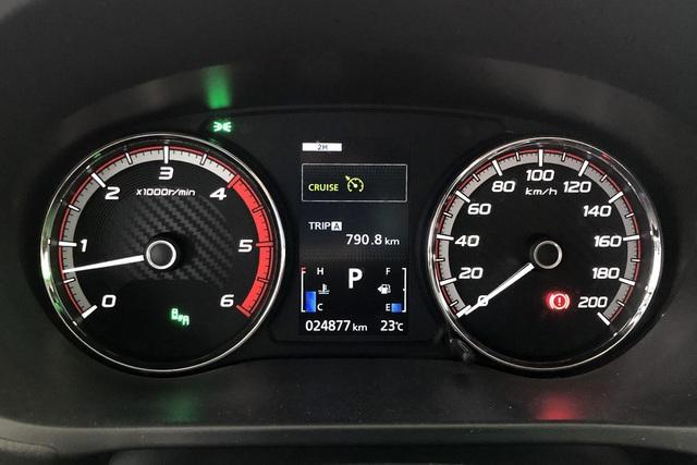 Hơn 3.500 km lên rừng, xuống biển, xuyên Việt cùng Mitsubishi Triton với mức tiêu thụ nhiên liệu đáng nể hơn 7 lít/100 km - Ảnh 4.