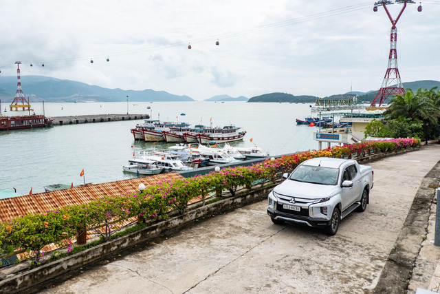 Hơn 3.500 km lên rừng, xuống biển, xuyên Việt cùng Mitsubishi Triton với mức tiêu thụ nhiên liệu đáng nể hơn 7 lít/100 km - Ảnh 9.