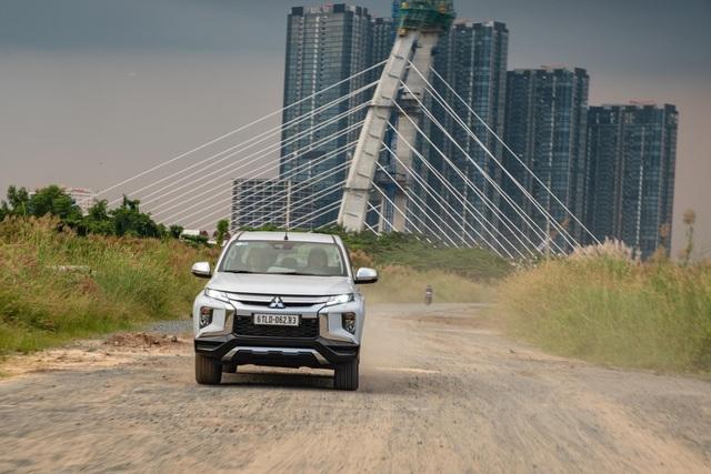 Hơn 3.500 km lên rừng, xuống biển, xuyên Việt cùng Mitsubishi Triton với mức tiêu thụ nhiên liệu đáng nể hơn 7 lít/100 km - Ảnh 12.