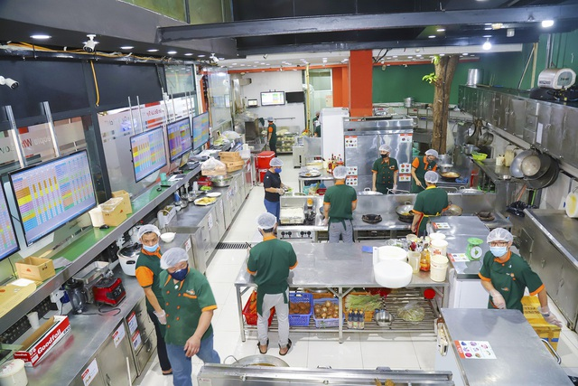 Xu hướng đầu tư tiềm năng 2021: Nhà hàng Online phi truyền thống - Ảnh 2.