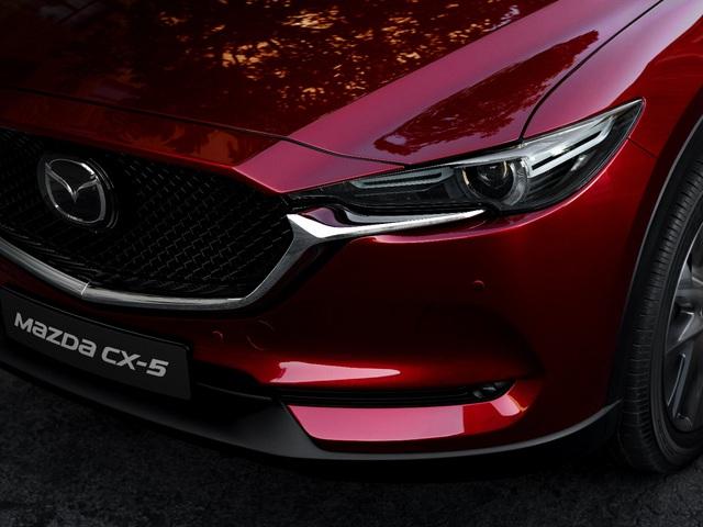Phân khúc SUV cỡ trung: Mazda CX-5 vẫn là lựa chọn hàng đầu - Ảnh 4.