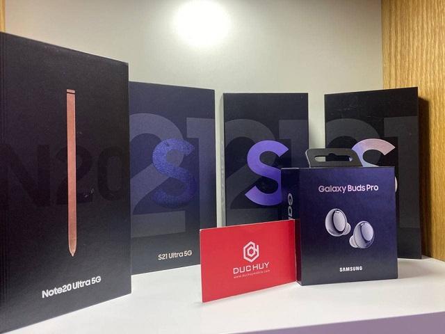 Note 20 Ultra, Note 20 Ultra 5G chính hãng giảm sốc 10 triệu đồng tại Đức Huy Mobile - Ảnh 2.