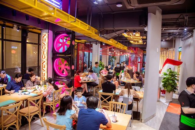 Xu hướng đầu tư tiềm năng 2021: Nhà hàng Online phi truyền thống - Ảnh 1.