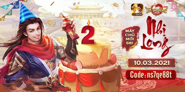 """VNG """"bạo chi"""" cho đại tiệc sinh nhật Tân Thiên Long Mobile - VNG - Ảnh 3."""