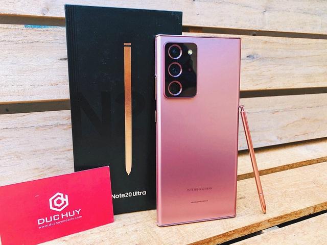 Note 20 Ultra, Note 20 Ultra 5G chính hãng giảm sốc 10 triệu đồng tại Đức Huy Mobile - Ảnh 4.