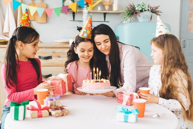 Gợi ý tổ chức tiệc sinh nhật đáng nhớ cho bé yêu nhà bạn - Ảnh 1.