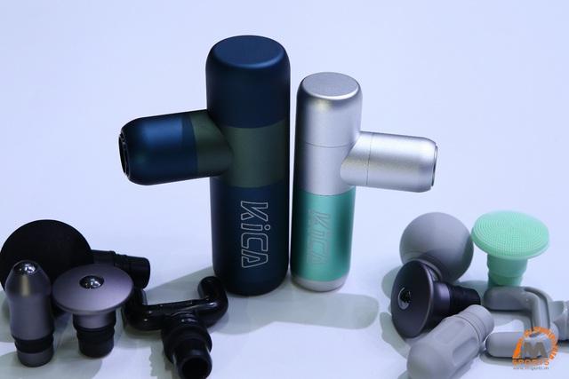 Bộ đôi máy Massage cầm tay nhẹ và mạnh nhất từng có: Kica K2 và Kica K2 mini - Ảnh 1.
