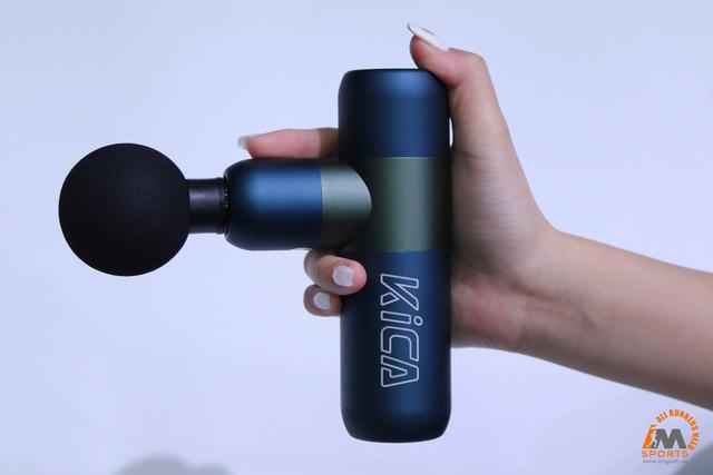 Bộ đôi máy Massage cầm tay nhẹ và mạnh nhất từng có: Kica K2 và Kica K2 mini - Ảnh 2.