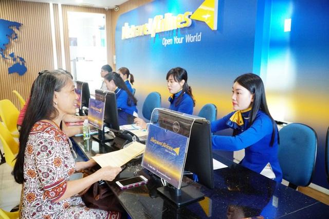 Vietravel Airlines khai trương hệ thống phòng vé chính hãng trên toàn quốc - Ảnh 1.