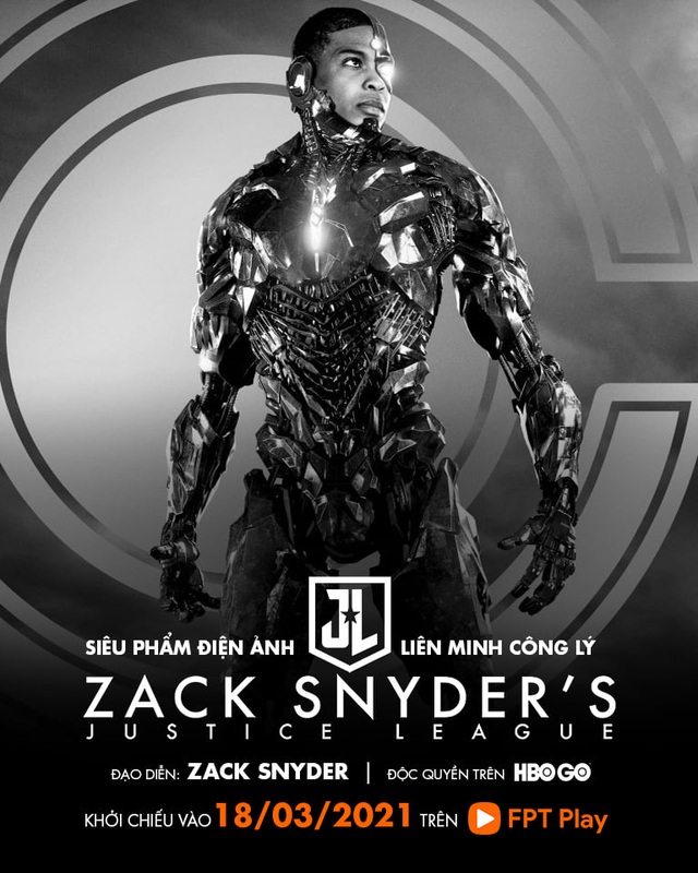 Các siêu anh hùng của 'Justice League' 2021 có gì hot mà khiến các fan DC vận động suốt 4 năm? - Ảnh 3.