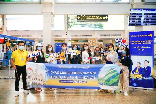 Vietravel Airlines khai trương hệ thống phòng vé chính hãng trên toàn quốc - Ảnh 2.