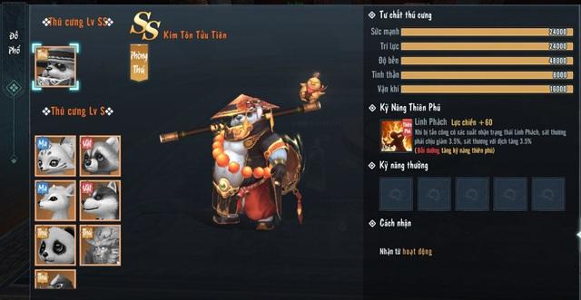 """Tuyết Ưng VNG: """"Đập hộp"""" bộ quà xịn nhân dịp ra mắt phiên bản mới và server S22 - Ảnh 3."""