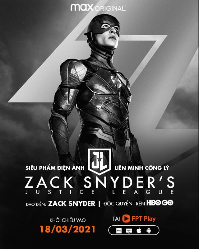 Các siêu anh hùng của 'Justice League' 2021 có gì hot mà khiến các fan DC vận động suốt 4 năm? - Ảnh 4.