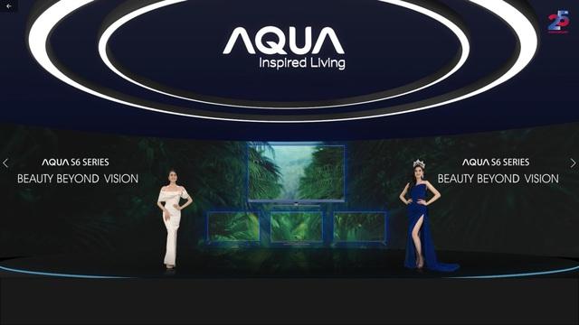 AQUA Việt Nam ra mắt dòng sản phẩm năm 2021: Khơi cảm hứng vươn tầm - Ảnh 3.
