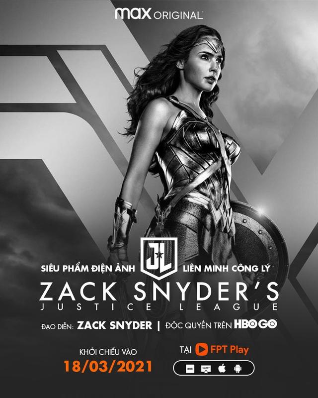 Các siêu anh hùng của 'Justice League' 2021 có gì hot mà khiến các fan DC vận động suốt 4 năm? - Ảnh 6.