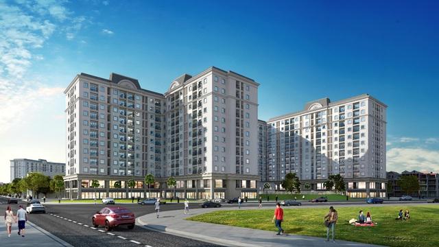 Chung cư cao cấp Hausman – Dự án mới trên thị trường bất động sản phía Tây Hà Nội - Ảnh 1.
