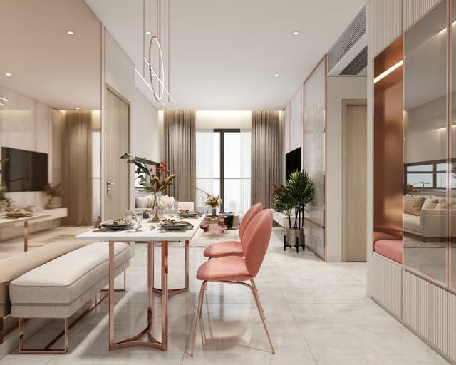 Căn hộ khu trung tâm giá tốt - Điểm sáng thị trường căn hộ TP.HCM 2021 - Ảnh 1.