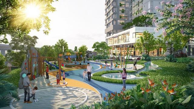 Căn hộ khu trung tâm giá tốt - Điểm sáng thị trường căn hộ TP.HCM 2021 - Ảnh 3.