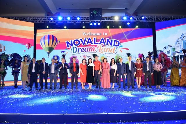 Lễ kí kết hợp tác chiến lược và kick-off sale Novaland miền Bắc - Ảnh 3.