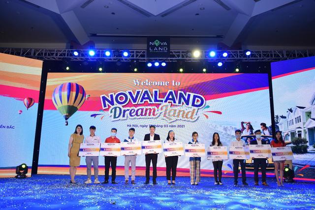 Lễ kí kết hợp tác chiến lược và kick-off sale Novaland miền Bắc - Ảnh 5.