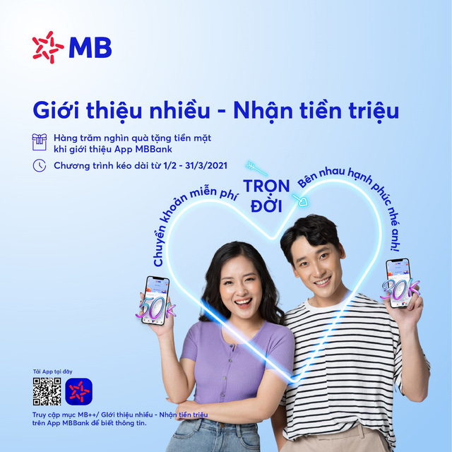 MB chính thức triển khai mở tài khoản số đẹp trùng số điện thoại ngay trên ứng dụng - Ảnh 1.