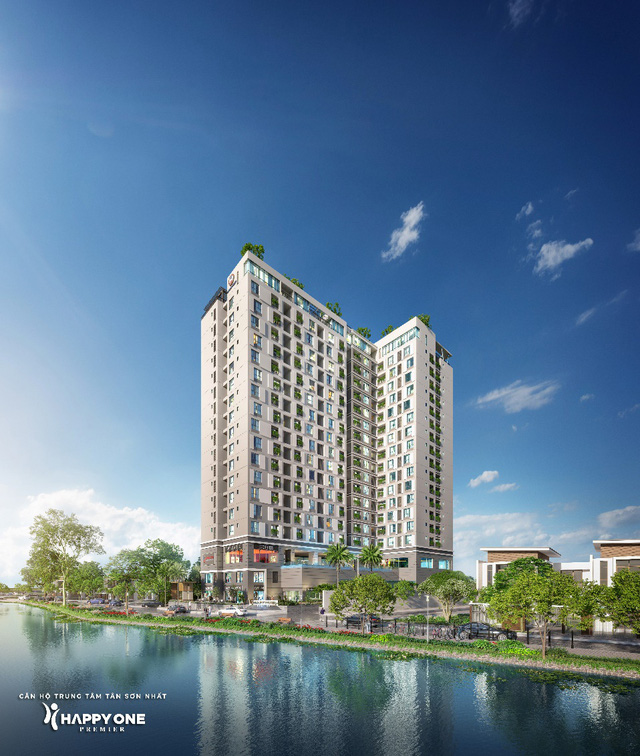 Sống trọn vẹn với căn hộ trung tâm Tân Sơn Nhất Happy One – Premier - Ảnh 1.